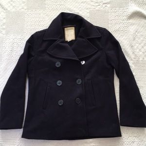 Abercrombie & Fitch Women's Peacoat ⭐️Price ⬇️